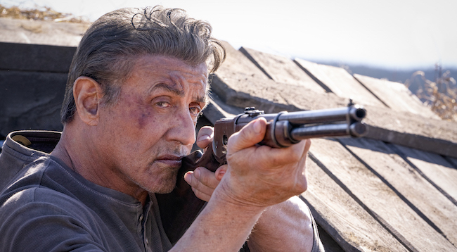 Rambo Is Back, Baby, and You Can Watch the Final Installment's First Teaser Now