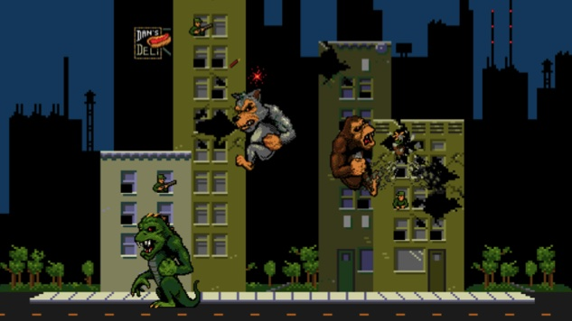 You Can Now Play The Classic Rampage Arcade Game For Free Online