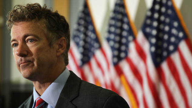 Rand Paul Just Outed a Whistleblower Because He Got Mad At John Roberts