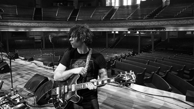 Ryan Adams Teases Three New Albums Coming in 2019
