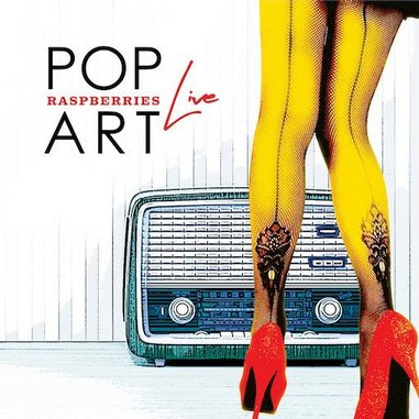 Raspberries: <i>Pop Art Live</i> Review