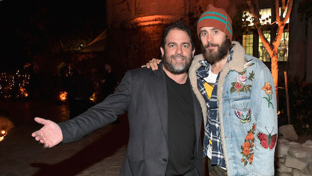 Jared Leto Will Play Hugh Hefner in Brett Ratner-Directed Biopic Because Of Course He Will