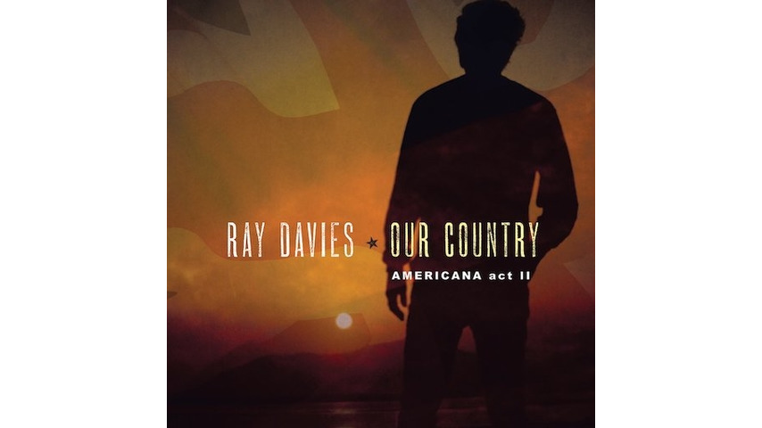 Ray Davies: <i>Our Country: Americana Act II</i> Review