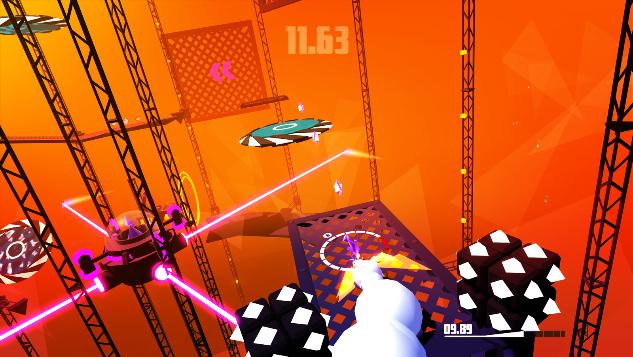 Speedrunner <i>Razed</i> Dashes onto PS4, Xbox One, Nintendo Switch, PC this Fall
