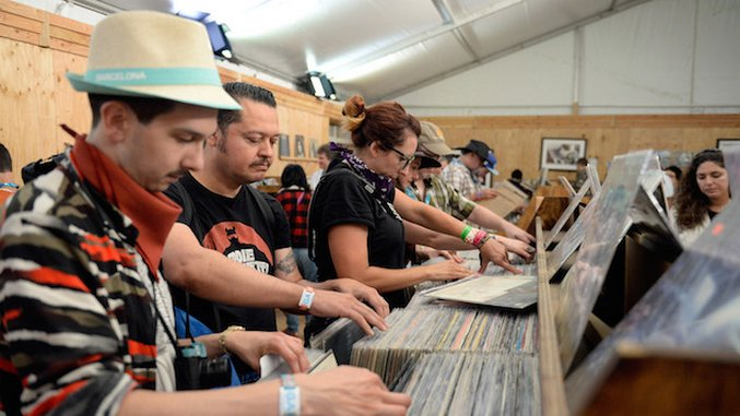 Record Store Day Unveils Official List of 2018 Releases