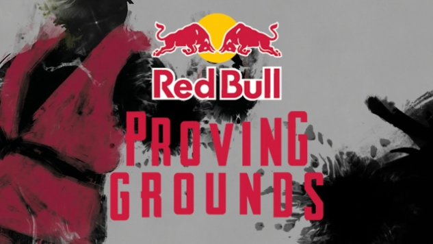 Red Bull Announces Proving Grounds 2017