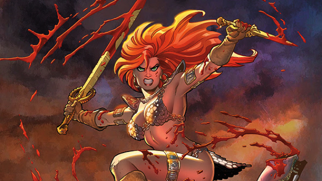 <i>Red Sonja</i> Is Getting a New Creative Team for 2019 Reboot