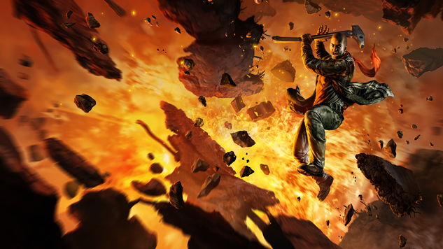 <i>Red Faction Guerrilla</i> Is Getting Re-Mars-tered