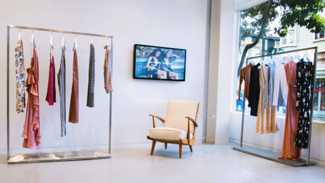 Reformation's New San Francisco Location Promises a Futuristic Retail Experience