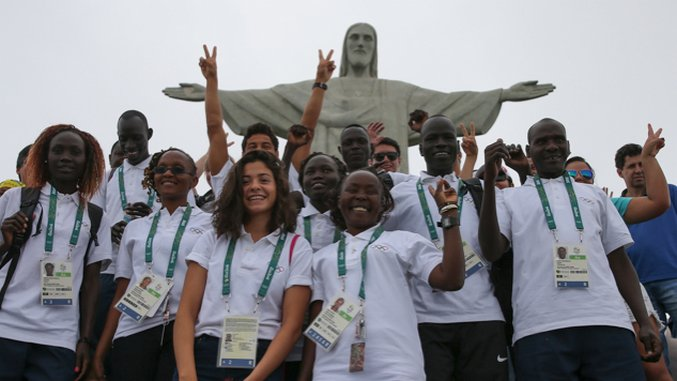 Why the Olympic Refugee Team is So Important, and So Inspiring