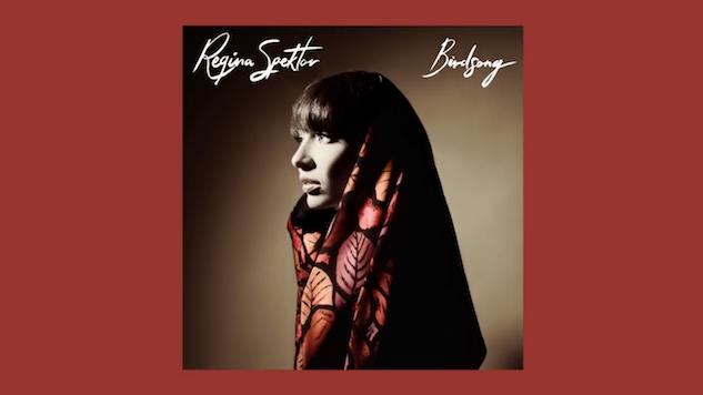 "Regina Spektor Releases Meditative New Single, ""Birdsong"""