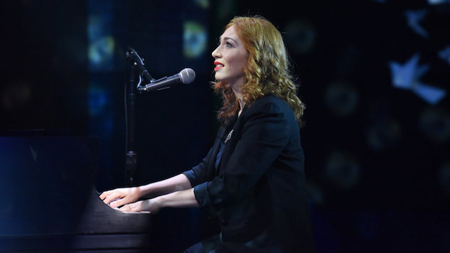 "Watch Regina Spektor Perform ""Samson"" for the First Time on TV"