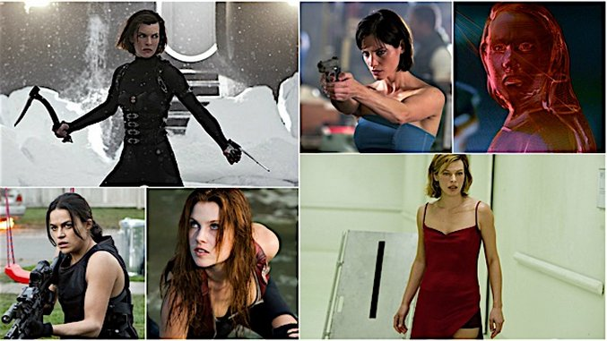 Six More <i>Resident Evil</i> Movies?!