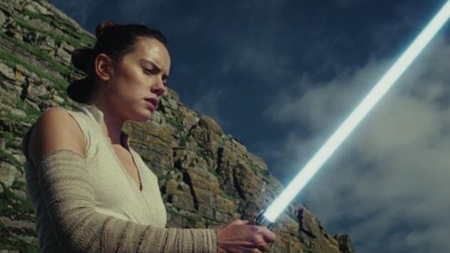 <i>Star Wars: The Last Jedi</i> Tops Domestic Box Office for 2017