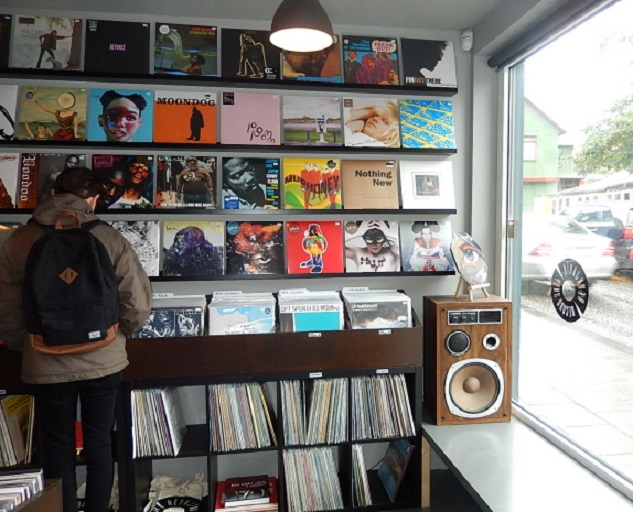 Take Five Reykjav 237 K S Record Shops Travel Lists
