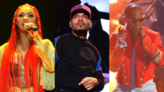 Cardi B, Chance the Rapper, T.I. to Judge Netflix's First-Ever Musical Competition Series