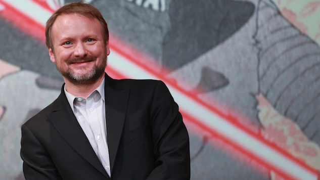 Rian Johnson Says His Pitch for a New <i>Star Wars</i> Trilogy Was Green-Lit Without a Story
