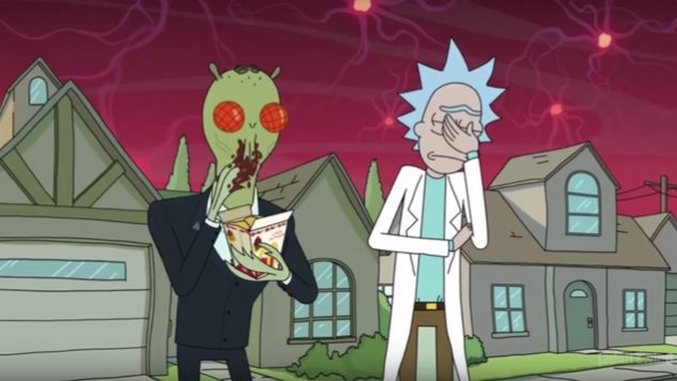 <i>Rick and Morty</i> Did It, Again: McDonald's Is Bringing Back Szechuan Sauce