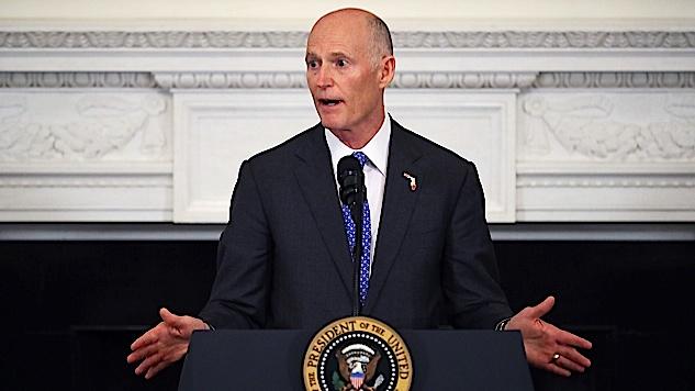 Former Florida Governor Rick Scott Blocked Money for HIV Crisis
