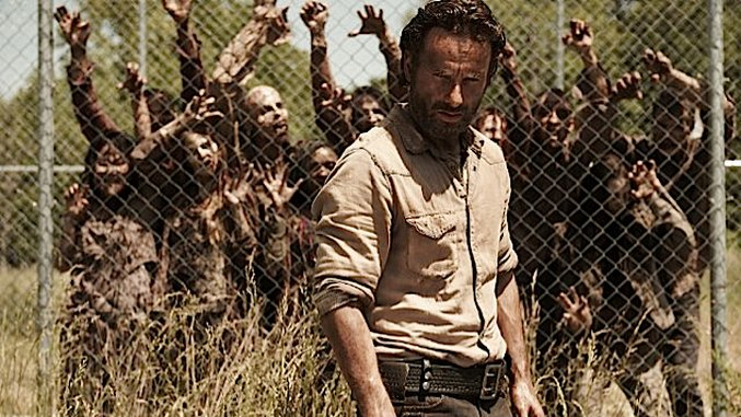 <i>The Walking Dead</i>: Normalizing Dystopia in the Land of Trump