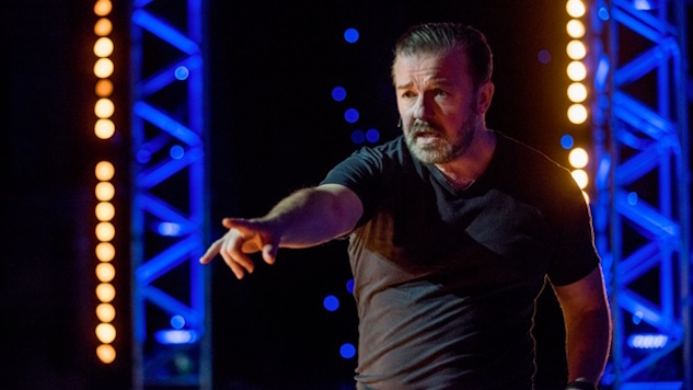 Netflix Announces New Ricky Gervais Special, <i>Ricky Gervais: Humanity</I>