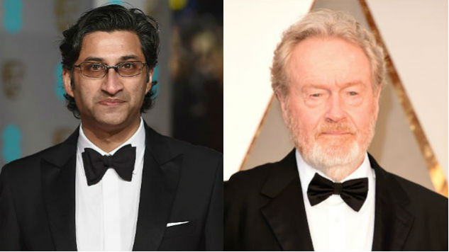 Ridley Scott, Asif Kapadia Teaming up to Adapt <i>Sapiens: A Brief History of Humankind</i>