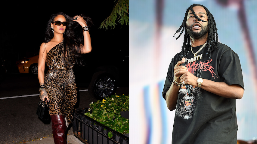 "Listen to Rihanna and PartyNextDoor's New Song ""Believe It"""