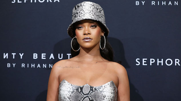 Rihanna Reportedly Turned Down Super Bowl LIII Halftime Show in Solidarity with Colin Kaepernick