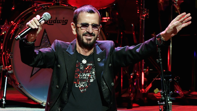 Ringo Starr Talks <i>Sgt. Pepper</i>, T. Rex and More in This 1977 Interview