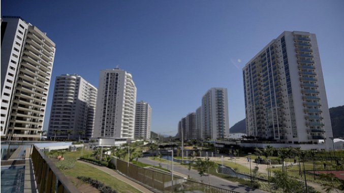 The Rio 2016 Olympics Village Opens