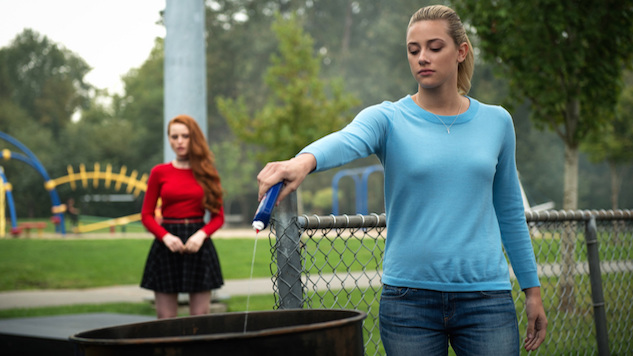 <i>Riverdale</i> Review: Betty and Veronica Do. Not. Play.