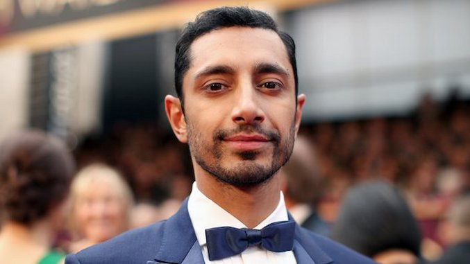 <i>Rogue One</i>'s Riz Ahmed in Talks for <i>Venom</i> Role