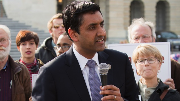 Justice Democrat Ro Khanna Wants to Reform Campaign Finance
