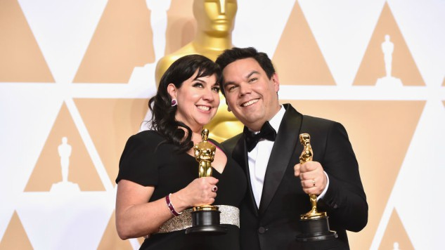 Robert Lopez Becomes First Person to Double EGOT With <i>Coco</i>'s Best Original Song Win