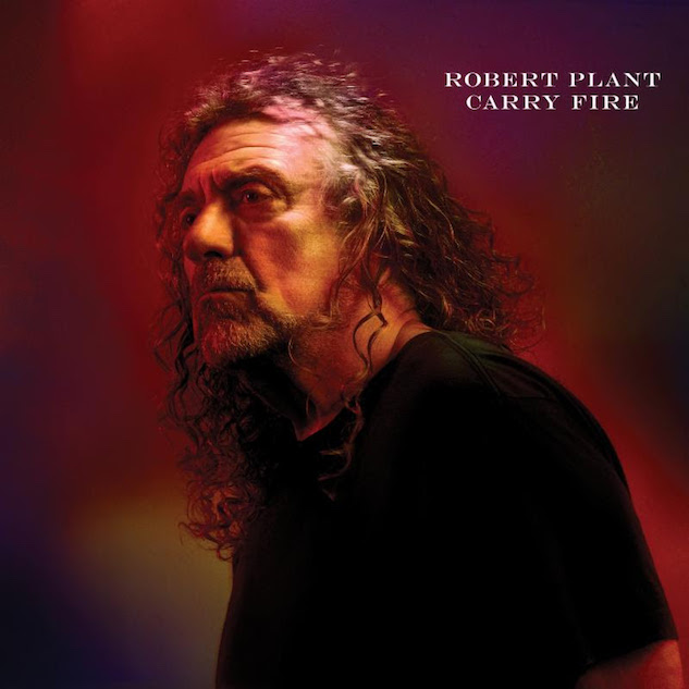 Robert Plant: <i>Carry Fire</i> Review