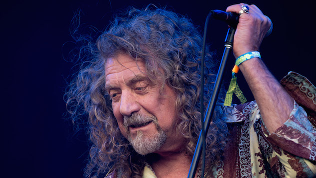 Robert Plant Announces North American Tour Dates