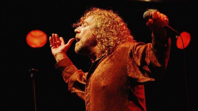 Robert Plant Turns 70; Revisit His Triumphant 2006 Beacon Theatre Performance