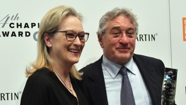 Robert De Niro Wants to Play Meryl Streep's Husband in <i>Big Little Lies</i> Season Two