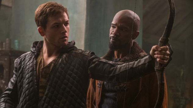 Fight Hard and Take Back What's Yours With Taron Egerton in Thrilling First Teaser for <i>Robin Hood</i>