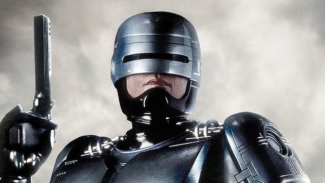 Original <i>Robocop</i> Will Return to Theaters Alongside the Original Robocop Himself