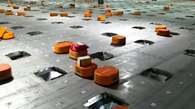 Viral Video Demonstrates How Robots Will Replace Factory Workers