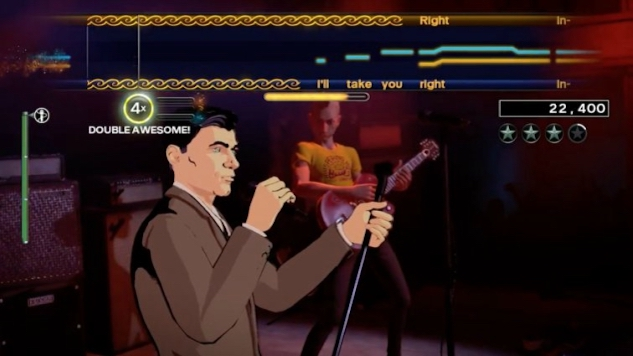 Rock Band 4 Getting Archer, Mass Effect Content Tomorrow