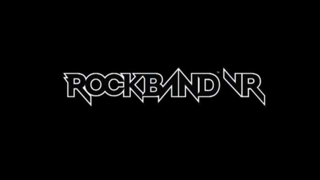 <i>Rock Band VR</i> Release Date Announced