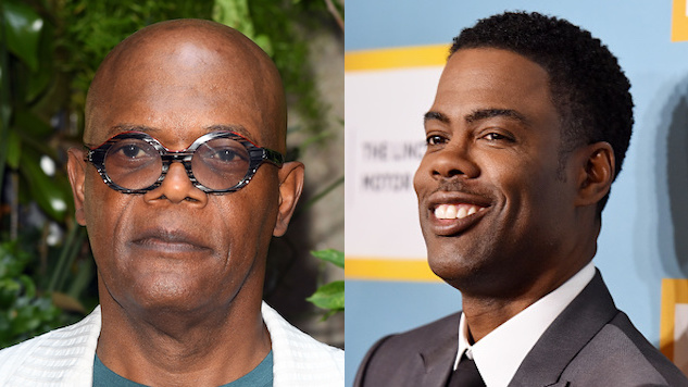 Samuel L. Jackson and Chris Rock to Star in the Newest <i>Saw</i> Film