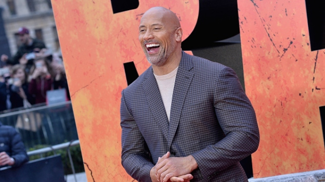 Dwayne Johnson to Star in Robert Zemeckis Epic <i>The King</i>