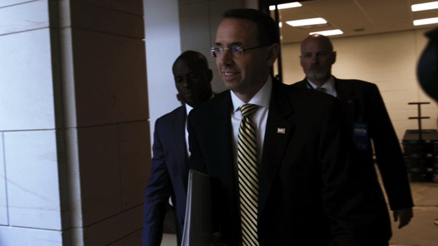 In Rod We Trust: Maybe We Were Wrong About Rosenstein