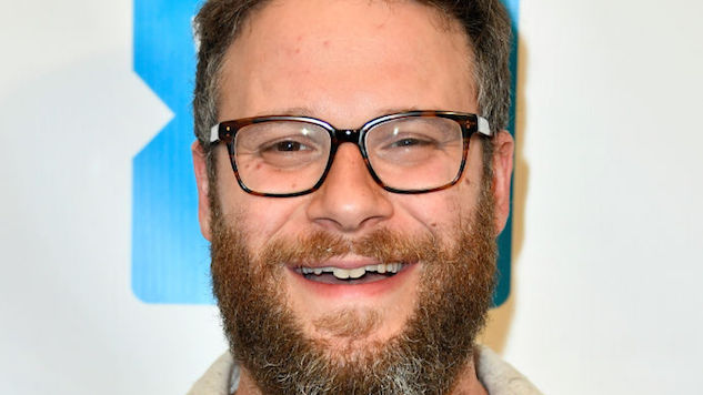 Seth Rogen to Play Walter Cronkite in 'Newsflash'