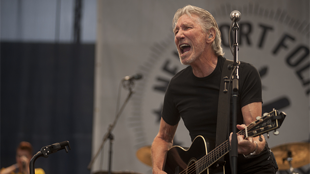 "Listen to Roger Waters's New Single, ""Smell the Roses"""