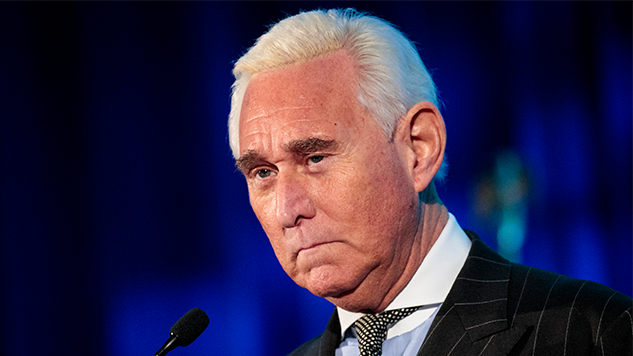 Roger Stone Arrested by FBI After Robert Mueller Indictment