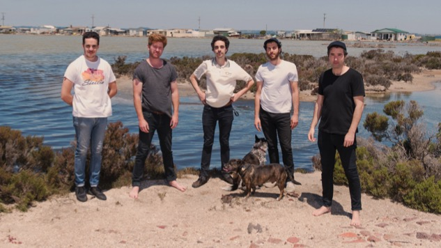 "Rolling Blackouts Coastal Fever Return With New Single, ""Mainland"""